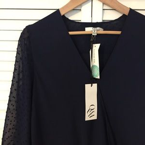 NWT Stitch Fix Q&A blouse